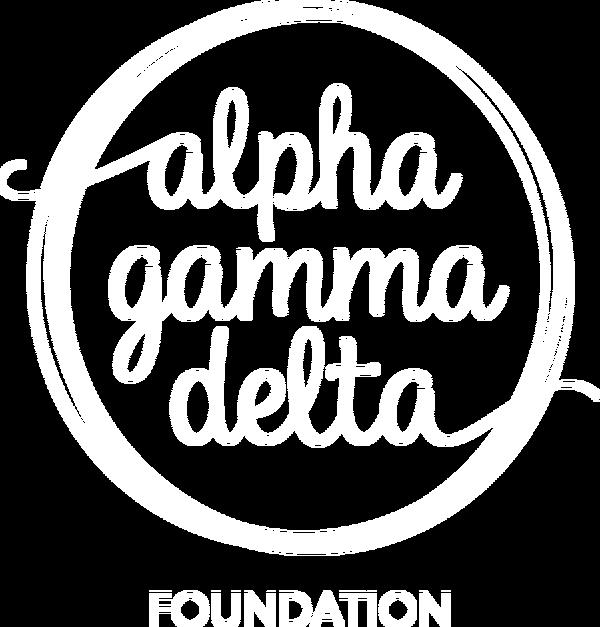 Alpha Gamma Delta Foundation Logo