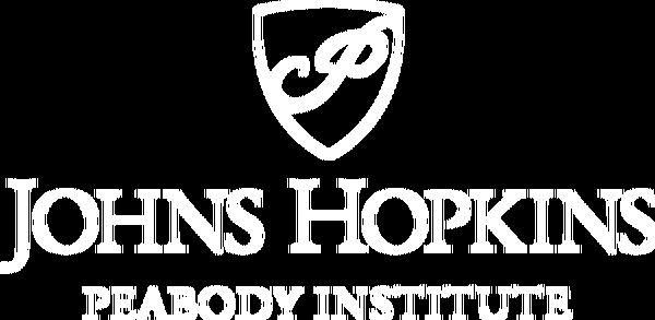Peabody Institute of The Johns Hopkins University Logo