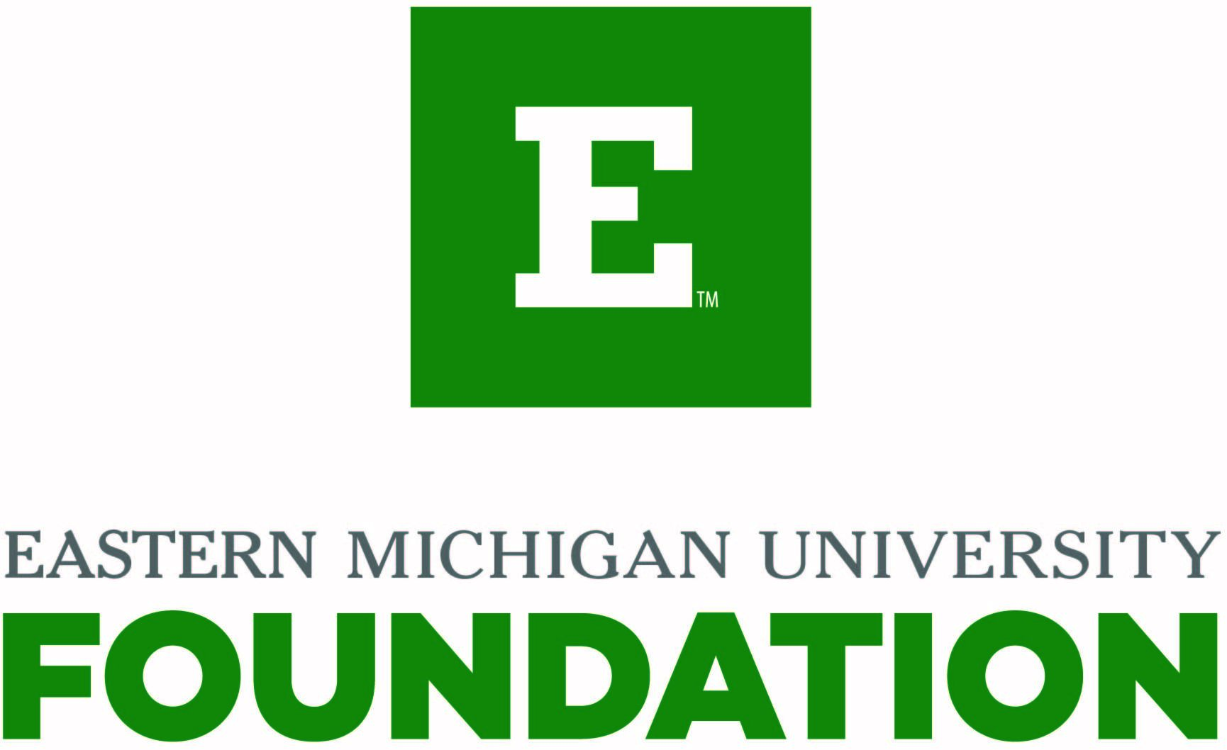 Eastern Michigan University Foundation Logo